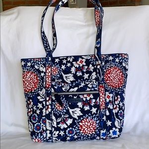 NWOT Vera Bradley Small Tote Bag